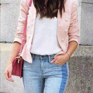 NWT Zara Woman Peplum Jacket